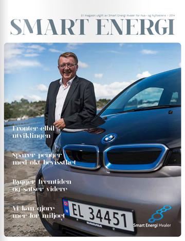 Smart Energi Hvaler Magasin 2014
