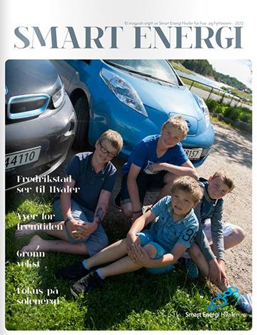Smart Energi Hvaler Magasin 2015