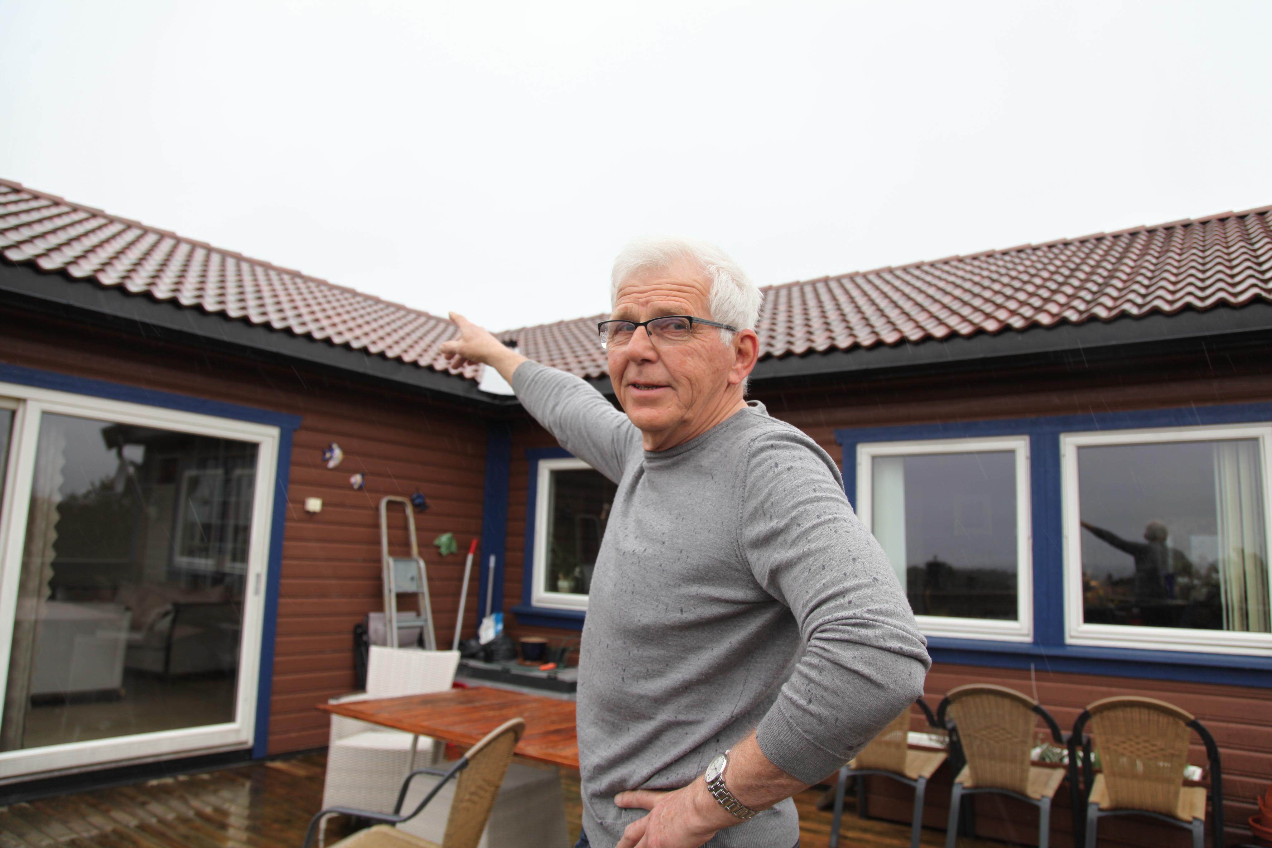 Tormod Nyquist vil fange sola på Hvaler